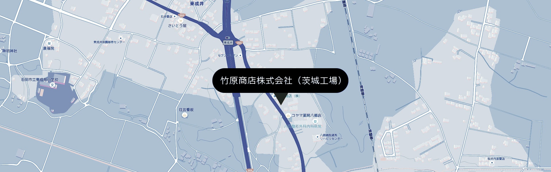 access-map-ibaraki