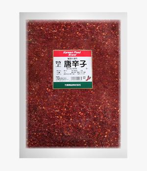 韓国料理用唐辛子(粗)1kg title=韓国料理用唐辛子(粗)