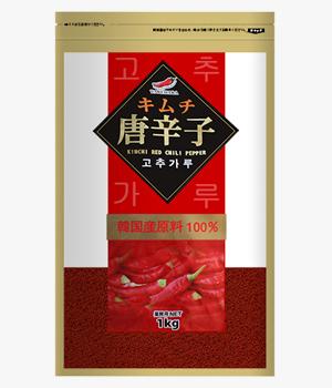 韓国産唐辛子(中粗)1kg title=韓国産唐辛子(中粗)